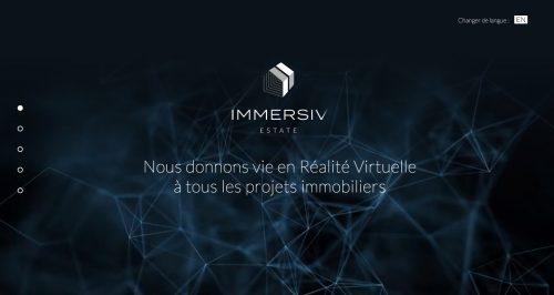 Anthem Création - Création de site Internet à Reims - immersiv-estate