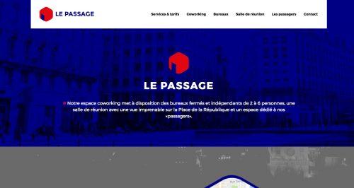 Anthem Création - Création de site Internet à Reims - Le Passage Business