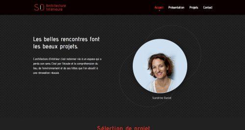 Anthem Création - Création de site Internet à Reims - Sandrine Daniel